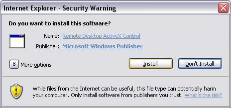 Security message from IE7 (3)